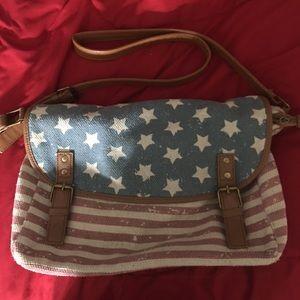 Handbags - USA flag purse